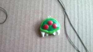 Metroid Charm by ClayBender