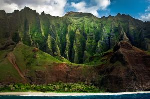 Kauai, dreamland by alierturk