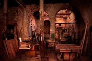 The Cabinet-Maker of Cuba by NaturePunk