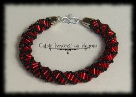 Wonderlust B-day bracelet by Cayca