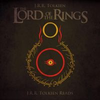J.R.R. Tolkien Reads Cover by teews666
