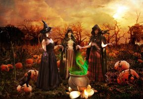 Good Witches by Calilia