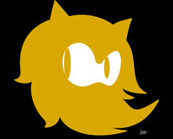 .:RQ gold logo:. by Roxasthehedgehog18