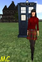 Doctor Who Companion Sarah Jane Smith by The-Mind-Controller