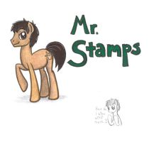 Me...ponified? by Stamps