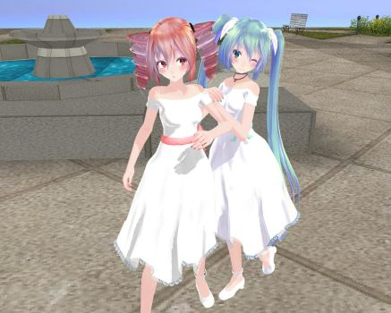 TDA Teto White Dress DOWNLOAD by pianomanjojo