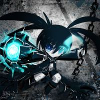 Black Rock Shooter by 12L4e172s3s