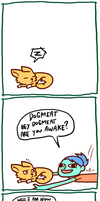 Comic - Let Sleeping Dogs Lie by The-Greys