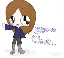 Zeezo Chan -Colored- by Nell-tu-lover