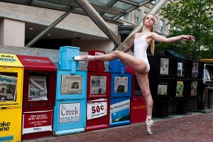 A Dancer in DC III by HowNowVihao