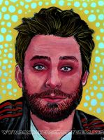 Charlie Day by asamamoru