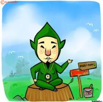 Tingle by Oh-nikky