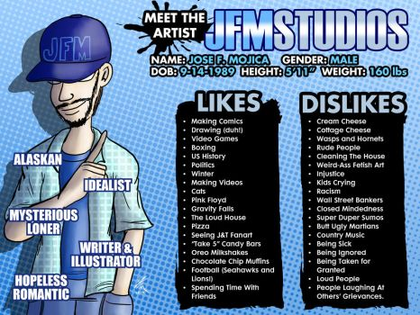 Meet the Artist: JFM Studios by JFMstudios