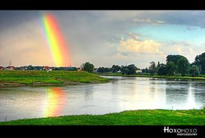 Rainbow River by hoxomoxo