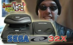 AVGN Sega CD 32X Title Redux by x-Destinys-Force-x