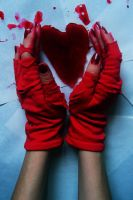I made this heart for U by Zzaarr