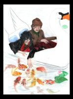 Swanboat Times by Tora-Michelle