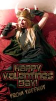 Viking Valentine by kh2kid