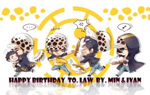 Law x 5 by minland4099