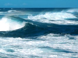 ++ oceanic +rolling surf by charmbuster