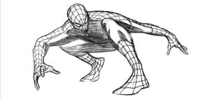 Spidey 30MIN SKEtCH by sketchpimp