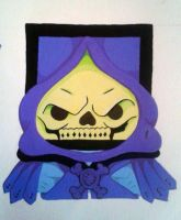 Skeletor by Squaracters