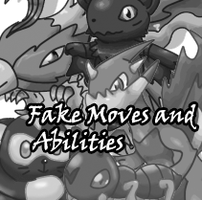 List of Abilities and Moves by Infernape77