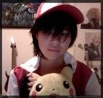 -Pokemon Trainer Red- (COMPLETE) by KT-ExReplica