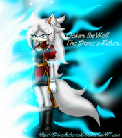 Ookami the Wolf - TSR by SilverAlchemist09