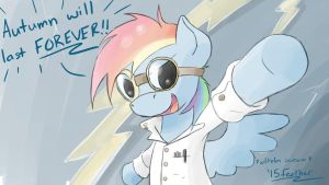 Episode S05E05 - Dr. Rainsano by feather-chan