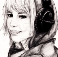 hayley williams -paramore by AdiLohrey18