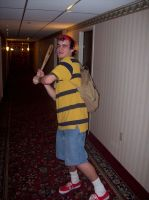 Ness Cosplay by chibi22