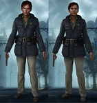 Silent Hill Downpour - Anne Cunningham update by Mageflower