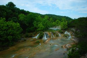 Turner Falls by SublimeBudd