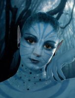 Farryn's Na'vi Avatar by solkee
