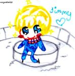 Chibi Jimmy by vargatimi23
