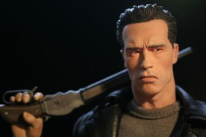 "custom 12"" Terminator Arnie 4 by DarrenCarnall"