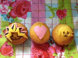 .ServantShipping goes cupcake. by Els-e