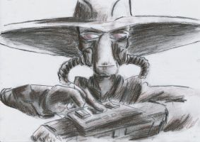 Im in Control - Cad bane by JiPoJiP