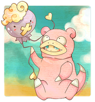 dont be a slowpoke s: by ttsuki