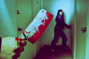 psycho by SimonTroncoso