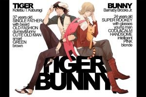 TIGERBUNNY by nairchan