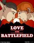 Love on the Battlefield Cover by AxelBat