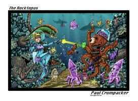 The Rocktopus by Iggy452001