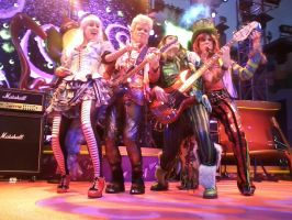 Mad T Party Band by YoshiLovesAuto