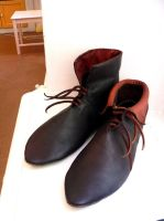 Shoes  with lapels by verete17