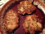 Fried Leek and Potato Patties by rcmacdonald
