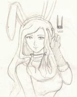 Eira Bunny by BunnyVoid