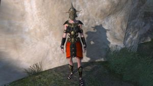 Barbarian Tier 3 armour by tulx