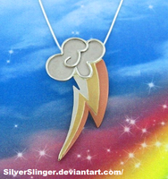 The Mark of Rainbow Dash by SilverSlinger